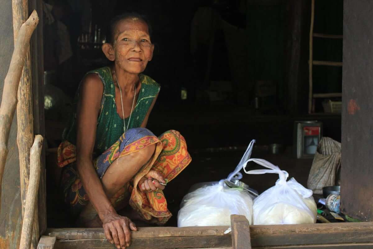 Thailand's disasater relief